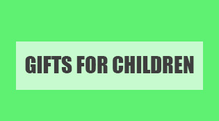 Ecogifts For Children