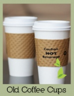 Recycled Coffee Cups Gifts