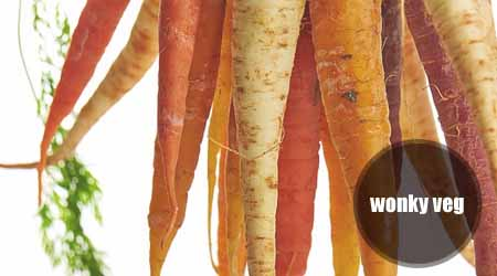 Why wonky veg are awesome