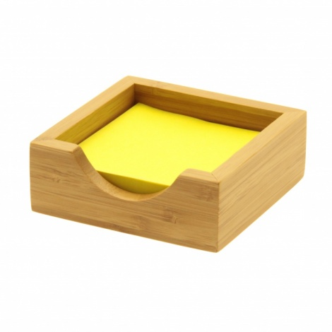 Bamboo Note Holder