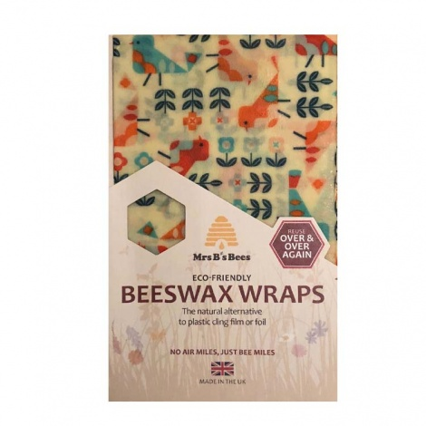 Retro Chick Beeswax Food Wrap