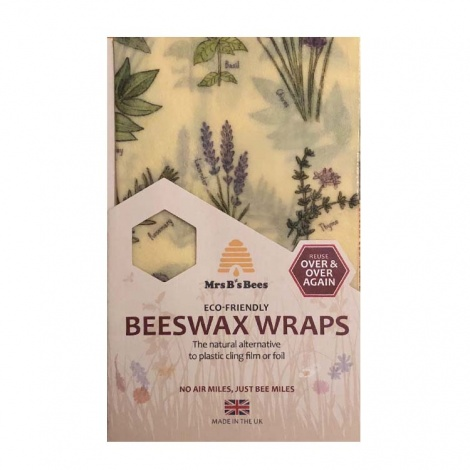Herbs Beeswax Food Wrap