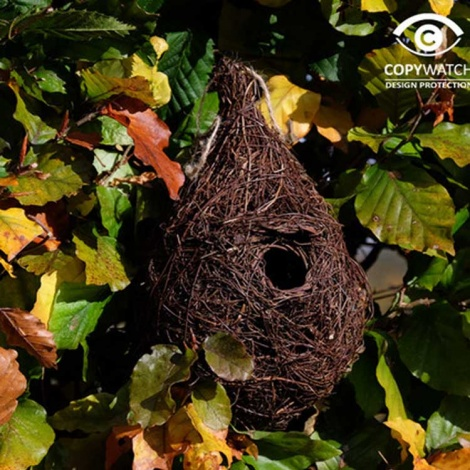 Giant Roost Nest Pocket for small birds