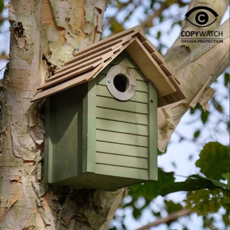 Wildlife World Bird Box