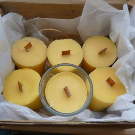 Citronella Candles
