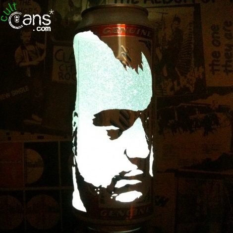 Robert De Niro Beer Can Lantern