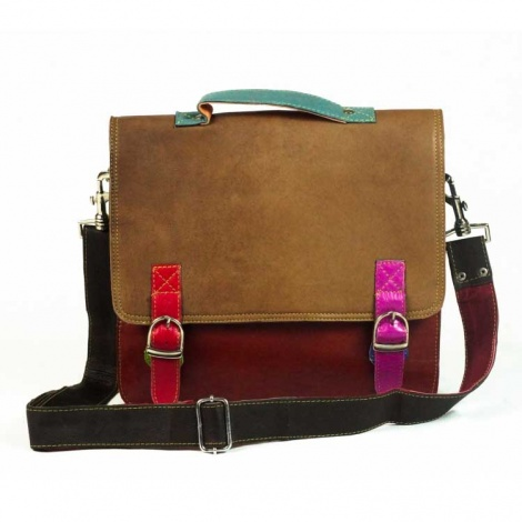 Dizzy Miss Lizzy Messenger Bag