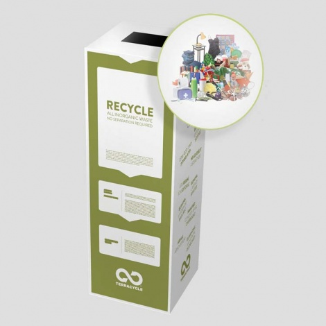 No Separation Zero Waste Box™ by Terracycle