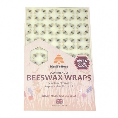 Honeybees Beeswax Food Wrap