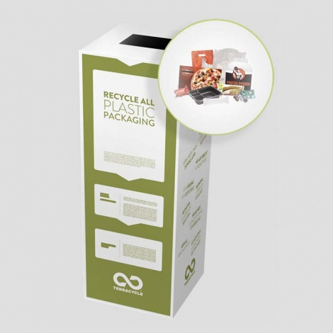 Plastic Packaging Zero Waste Box™ by Terracycle