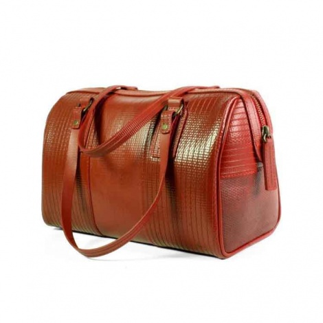Elvis & Kresse Firehose Post Bag