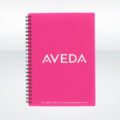 Recycled Plastic Promotional Notepad