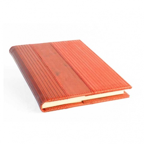 Recycled Firehose Notepad