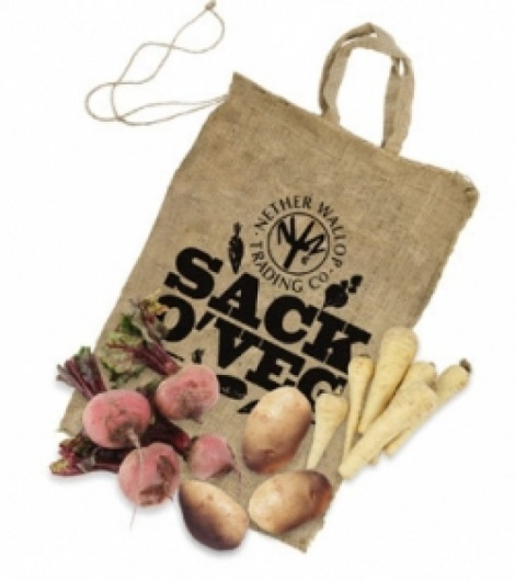 Jute Vegetable Sack