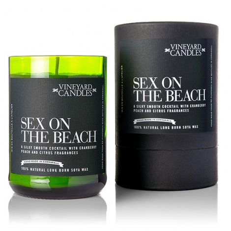 Sex On The Beach Vineyard Candle