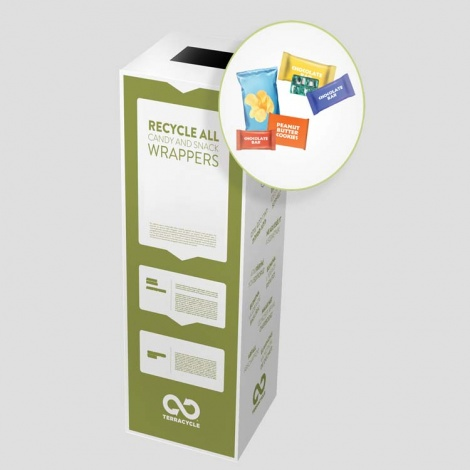 Candy & Snack Wrappers Zero Waste Box™ by Terracycle
