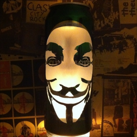 Vendetta Beer Can