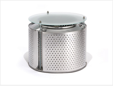 Recycled Washing Drum Table