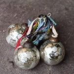 Recycled Glass Baubles
