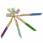 Multipack Bambooth Bamboo Toothbrushes