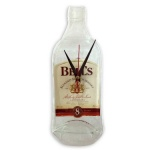 Bells Whiskey Bottleclock