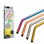 Stainless Steel Tones Straws