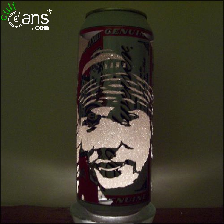 Axl Rose Beer Can Lantern