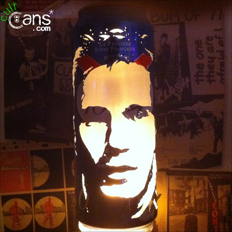 Frank Lampard Beer Can Lantern