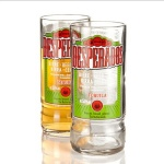 Desperados Beer Bottle Glasses