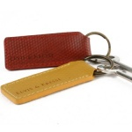 Recycled Firehose Keyring