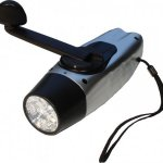 Eco Pro Wind Up Torch