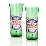 Peroni Bottle Glasses
