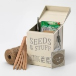 Burgon & Ball Seed & Stuff Tin