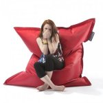 Big Hug Red Beanbag