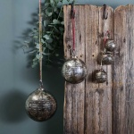 Giant Antique Smoke Tiko Bauble
