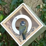 Urban Bird Feeder by Wildlife World
