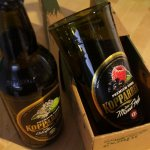 Kopparberg Drinking Glass