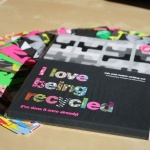'I Love Being Recycled' Writing Set