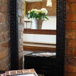 Recycled Tyre Frame Mirror