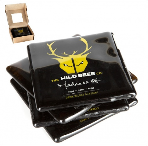 Wild Beer Coaster Pack