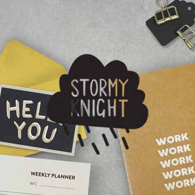 Brand Focus: Stormy Knight