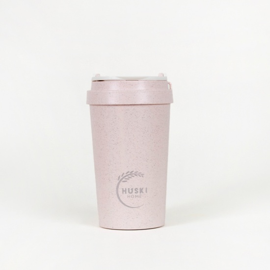 Dusk Pink Reusable Coffee Cup