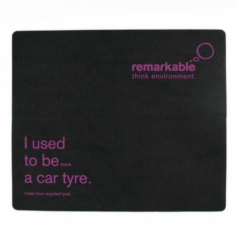 Recycled Tyre Mouse mat