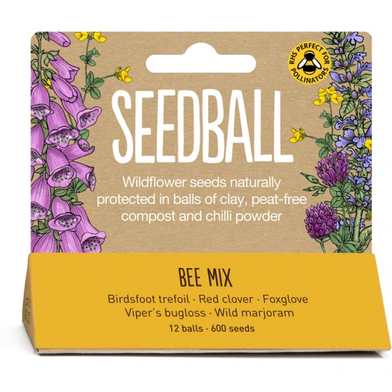 Bee Seedball Tube