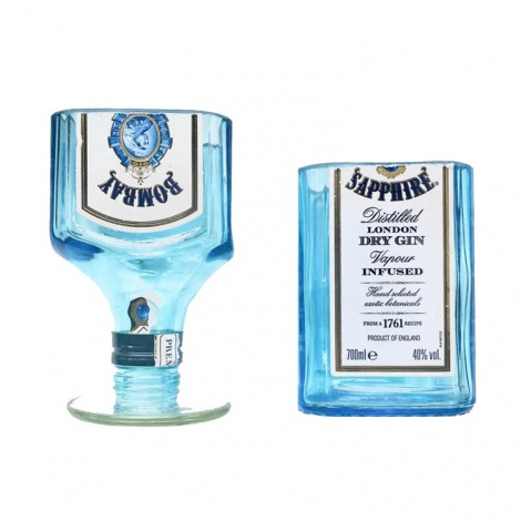Bombay Sapphire Drinking Glasses