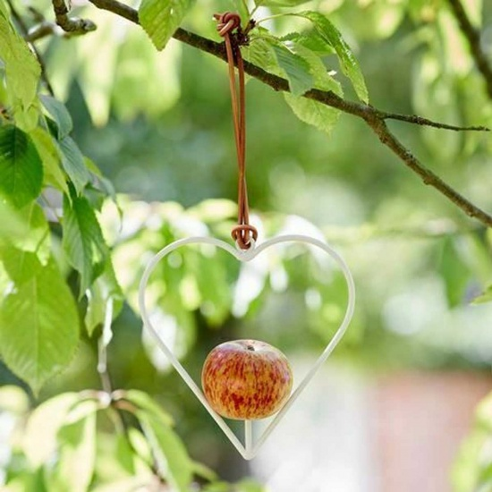 Burgon Ball Hanging Apple Feeder