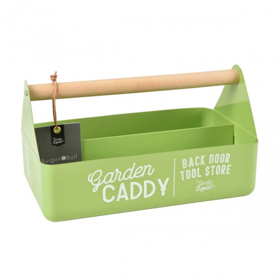 Garden Caddy Organiser Green