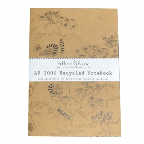 Hubbard & Reenie Caterpillar Notebook