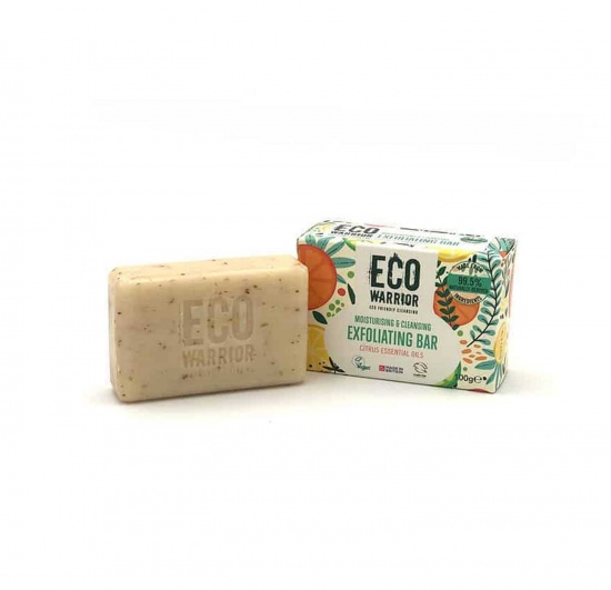Eco Warrior Exfoliating Bar