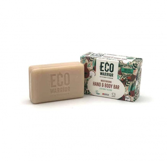 Eco Warrior Hand & Body Bar
